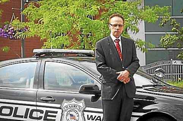 mayor police